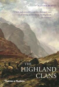 Highland-Clans-Paperback-by-Moffat-Alistair-Brand-New-Free-shipping-in-th