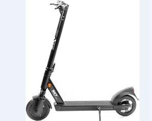 SXT MAX E-Scooter ESC eKFV StVZO E Elektro Roller Straßenzuslassung