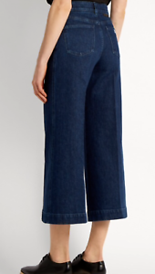 Stella McCartney Wide Leg Culottes Jeans Trousers W29  Made  RRP