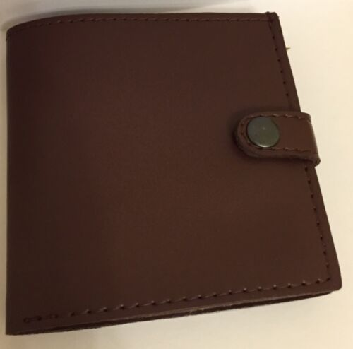 New Leather Shotgun Certificate Holder or Firearms Licence Wallet.......code 26