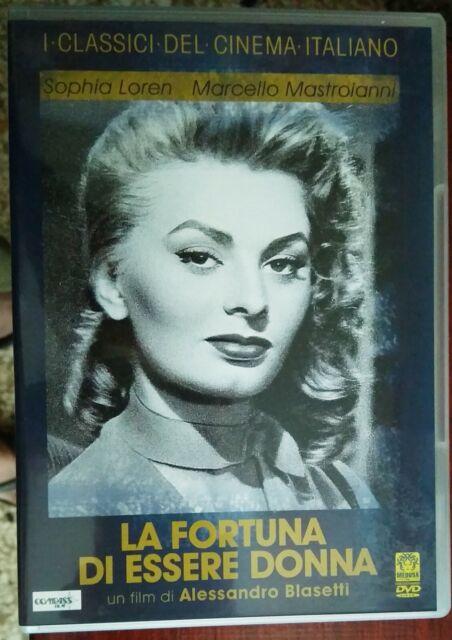 LA FORTUNA DI ESSERE DONNA con Sofia Loren di Alessandro Blasetti1957parialnuovo
