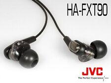 Original JVC HA-FXT90 TWIN SYSTEM Headphones Earphones for iPod iPhone MP3 MP4