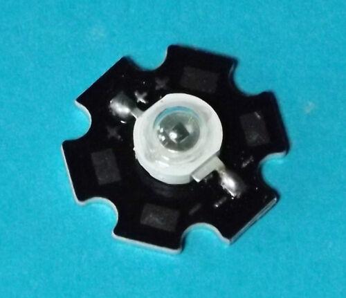 3w 850nm IR power LED on w dissipateur de chaleur émetteur infrarouge Infrared 5mm