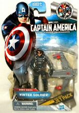 #04 WINTER SOLDIER BUCKY The First Avenger Comic Series