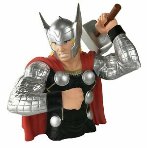 Thor-Molded-Bust-Bank-Figure-Coin-Bank-Marvel-Universe