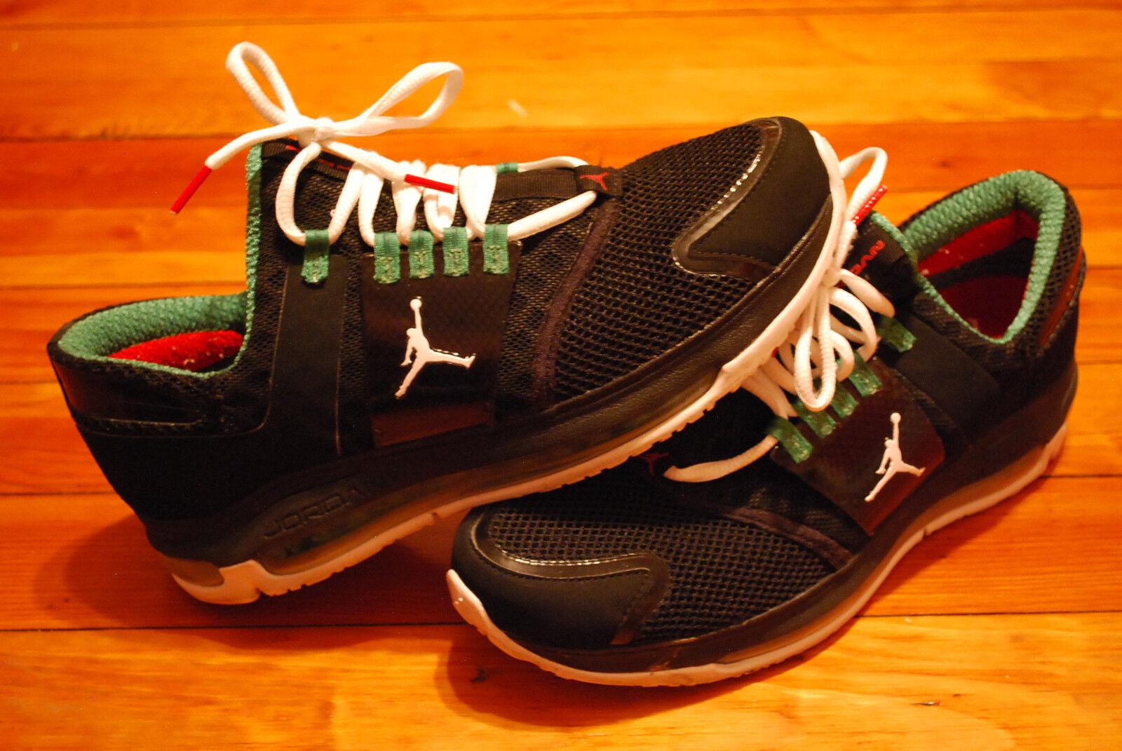 Uomo Air Jordan Alpha Trainer Max Max Max Classic verde scarpe da ginnastica (9.5) 472606-007 6f16c6