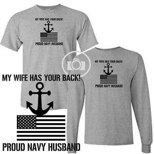 My wife is in the navy
