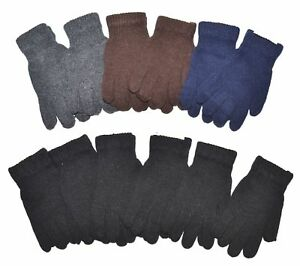 Winter-Gloves-Magic-Knit-Gloves-Wholesale-12-Pairs-Bigger-And-Thicker-New-York
