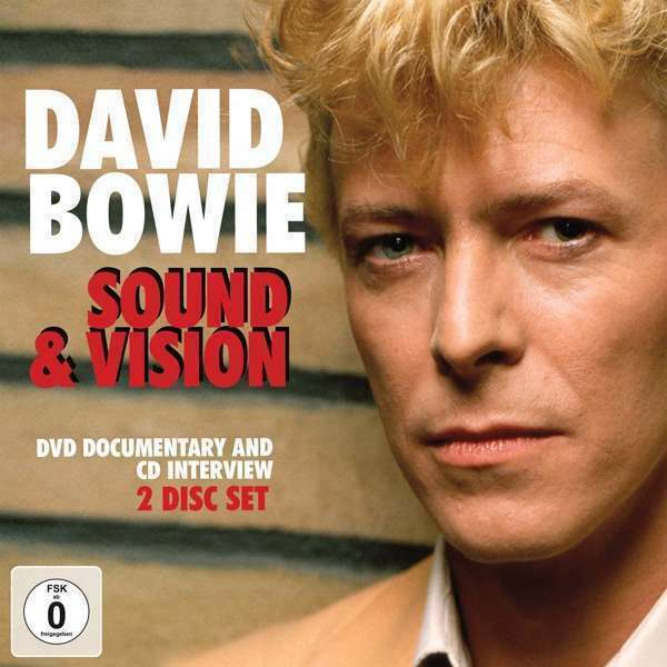 David Bowie - Sound And Vision (CD+DVD) Neuf 2 X CD