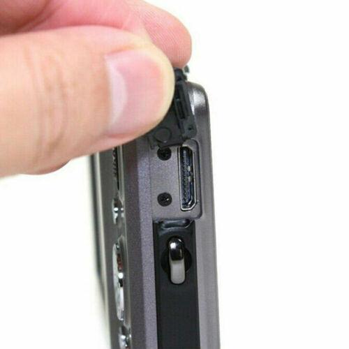 Pwron USB Batería Cargador Datos SINCRONIZACIÓN Cable Cable Para Samsung ST61 ST65 ST70 PL120
