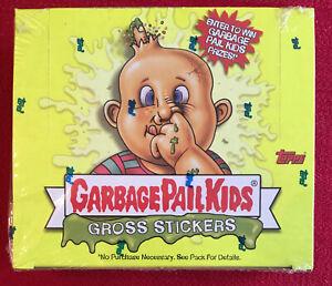 MINI-POSTER GUM GARBAGE PAIL KIDS SERIES 16TH ANS1