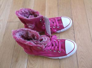 670 Clr 544979c 5 5 vif rose Ct eur Uk Pink taille Hi Converse 37 Scrunch FA5qw58