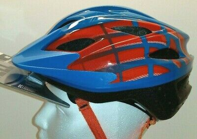 Children/'s Bell Bicycle Helmet Rex Ages 5 Blue for sale online
