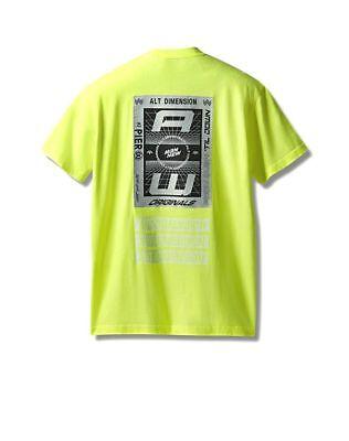 Adidas Originals X ALEXANDER WANG Bleach T Shirt Jaune BNWT Taille XS L rare! | eBay