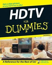 HDTV For Dummies (For Dummies (Math & Science))-ExLibrary