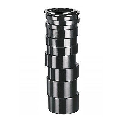 Radsport Fahrradteile & -komponenten Humpert Spacer 1 1/8 Alu 20mm schwarz