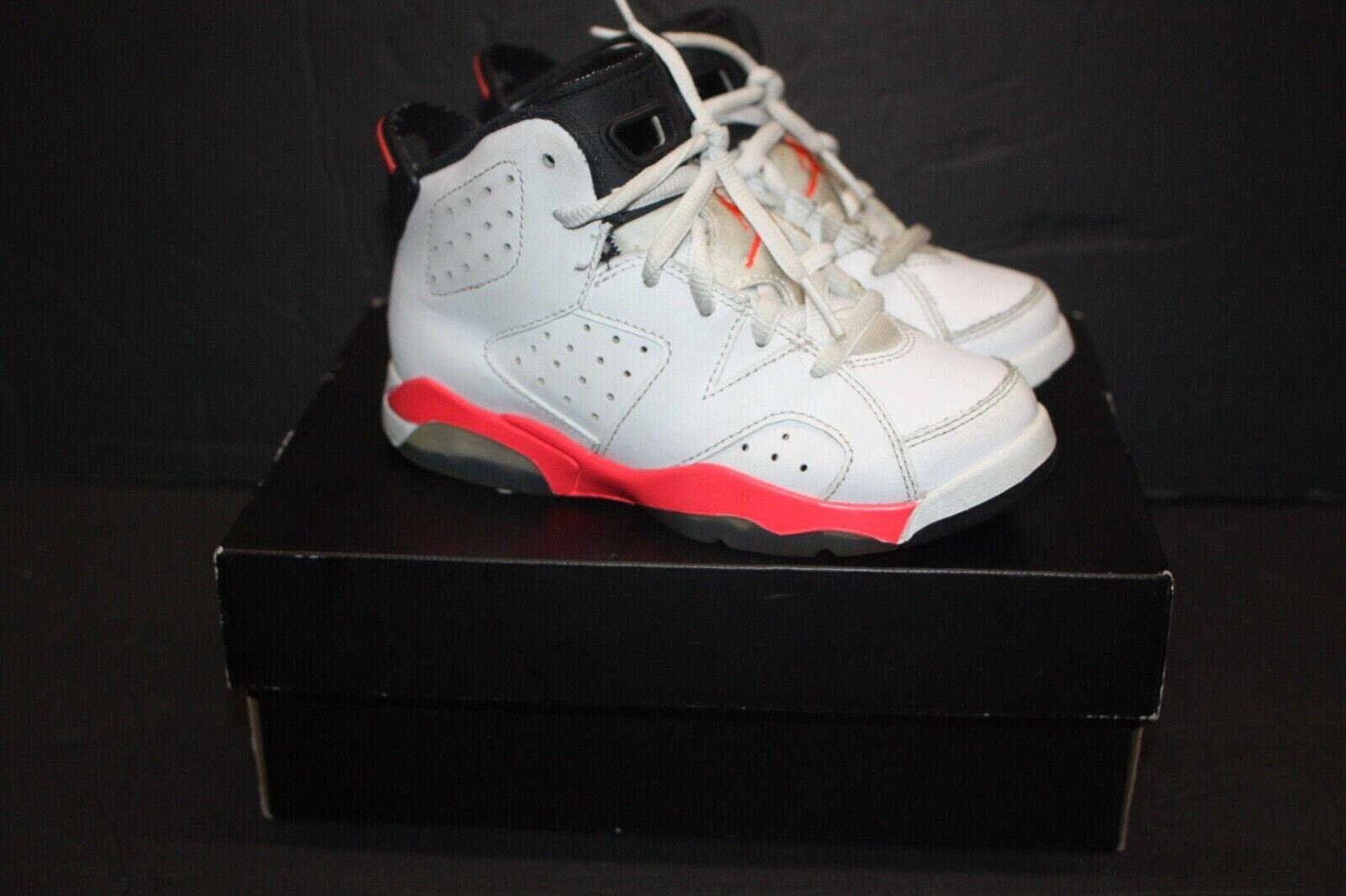 Kids Size 11C Air Jordan 6 Retro