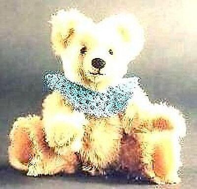 "Teddyschnitt - Schnitt-& Nähanleitung ""Robby"" 28 cm"