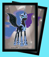 65 My Little Pony Nightmare Moon Ultra Pro Deck Protector Standard Card Sleeves
