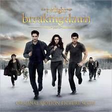 Twilight Saga: Breaking Dawn Pt 2 (Score) / O - Twilight Saga:  - CD New Sealed