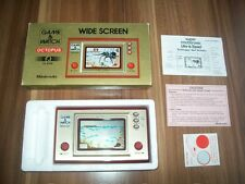 OCTOPUS    Wide  Screen / OVP / Game and Watch  Nintendo Game & Watch
