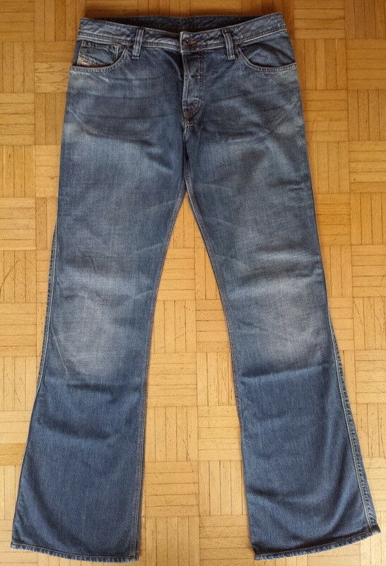 Diesel Zaf Gr. 33 Wash 00832 00832 00832 W33   L36 Stiefelcut Top Zustand  Rar 681f24