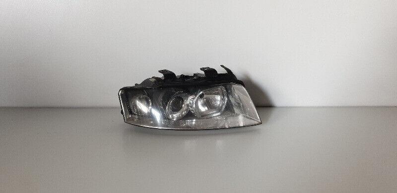 Audi A4 B7 Headlights 2006-2007