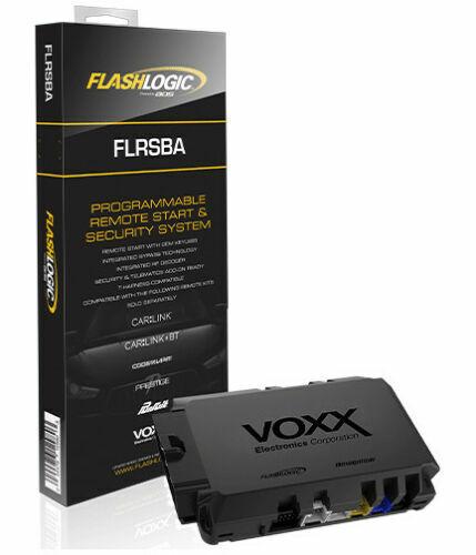 Power Harness Flashlogic FLRSBA Remote Start Add-On Module  3X LOCK To Start