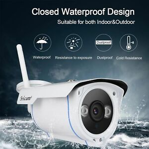 WiFi-CCTV-Security-Camera-Remote-Phone-Viewing-HD-Outdoor-with-Motion-IR-Night