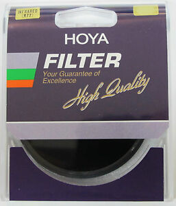 Hoya-77mm-Infrared-IR-R72-Lens-Filter-New-amp-Sealed-UK-Stock