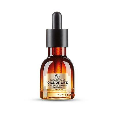 The Body Shop Oils Of Life Intensely Revitalising Facial Oil 30ml