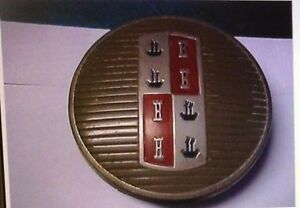 Hudoson Hornet Button Vintage, New Old Stock