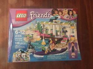 Lego Friends Heartlake Surf Shop 186 Pcs Mia Figure New 41315 Ebay
