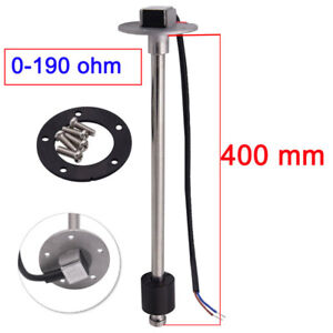 400mm-Marine-Water-Fuel-Level-Sensor-Sender-For-Boat-Tank-Car-Gauge-0-190-ohms