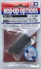 Tamiya 53792 Assembly Universal Shaft (TT-01/TA04/TGS) NIP