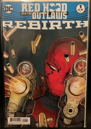 RED HOOD And The OUTLAWS  Volume 2 2016 Choose Pick Your Comic NM DC Rebirth