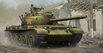 PLA type 62 Light Tank Army Vehicle Fighting Model Kit