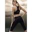 Leggings-leggin-pantacalza-pantaloni-fitness-sport-donna-Lepel-yoga-palestra miniatura 7