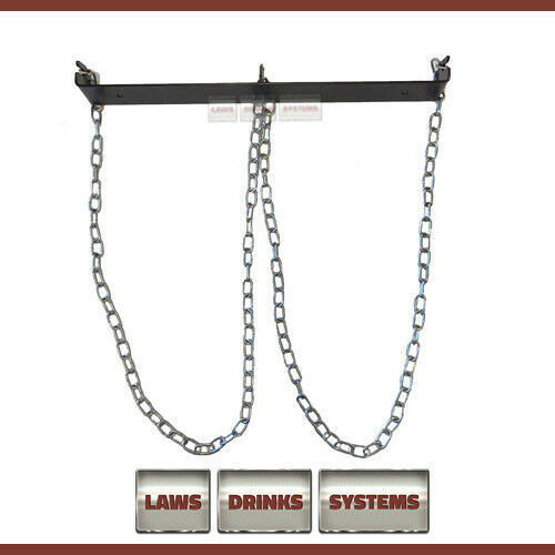 Gas Bottle Chains Extra Long