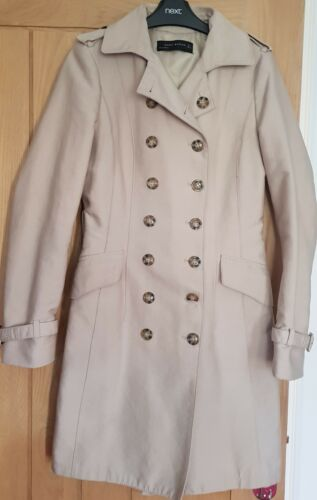 Coat Raincoat Ladies Zara Tan Classic Size Mac 8 Style Trench UxCISIHqn