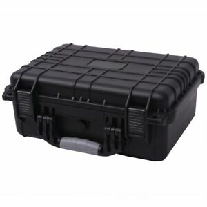 Lightweight-Durable-Protective-Equipment-Case-Storage-Case-40-6x33x17-4-cm-Black