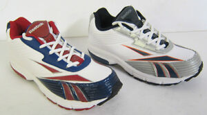 Reebok Childrens Trainers - Winning Stride - 2 Colours (half Sizes!)