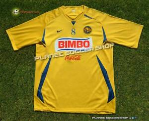 919fc9188c4 Image is loading CLUB-AMERICA-OFFICIAL-NIKE-2008-TRAINING-JERSEY-FEDERICO-