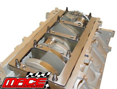 PAIR OF STANDARD ENGINE MOUNTS FOR HOLDEN COMMODORE VY VZ LS1 L76 L98 5.7L 6L V8