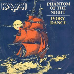 KAYAK-Phantom-Of-The-Night-1978-NEDERPOP-VINYL-SINGLE-7-034