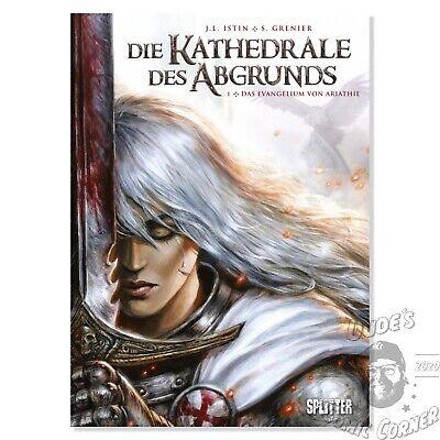 666 # 4 Lilith Imperatrix Mundi Splitter Verlag Softcover NEU