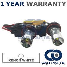 2X CANBUS WHITE 6000K H8 4 CREE LED FOG LIGHT BULBS FOR VOLVO S80 V70 XC60 XC70