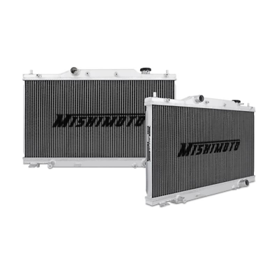 2002-2005 Honda Civic SI 2.0L Mishimoto Manual Aluminum Radiator Free Shipping!