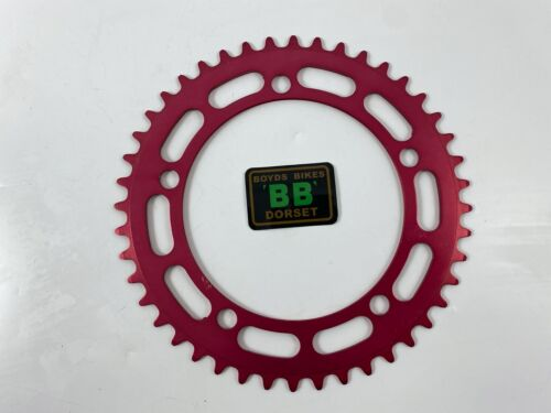TIOGA Red Gold Blue 39 40 41 42 43 44 45 NOS Chainring Old School BMX 130BCD