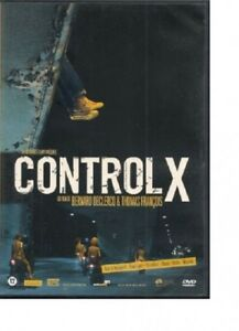 Control-X-DVD-NEUF-SOUS-BLISTER
